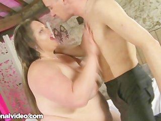 horny american woman bbw sweetie bangs