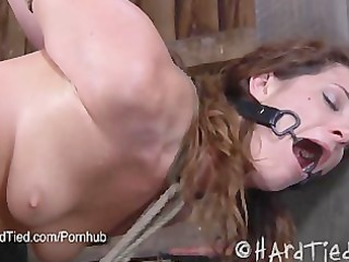 tying cici rhodes tight