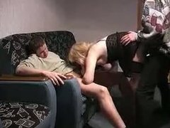 cougar pale chick fuckers pierced by 2 random