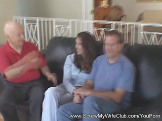 unmerciful anal drilling with slutty housewife