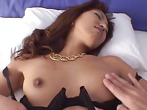 lean eastern mature babe opens shaggy pussy for