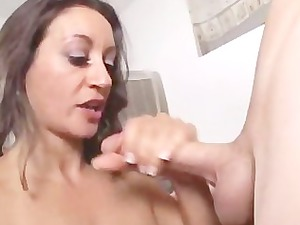 filthy mouth iranian paki aunty obtains primary