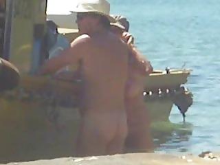 horny nudist cougar slut