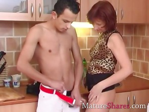 awesome lady with latin man