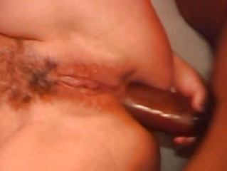 inexperienced maiden bottom and facial with a