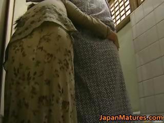 japanese mature babe has horny fuck free jav part6