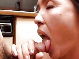 japanese elderly vibrators licks and copulates