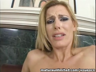 cougar vagina driving on top tight ...