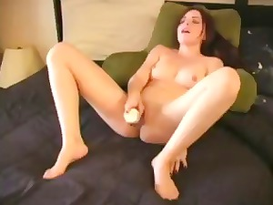 tabetha with plastic cock