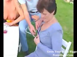 hot mature orgy bang public large chest