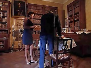 rich french milf gets banged