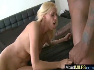 milf enjoy brown penis in her cave video28