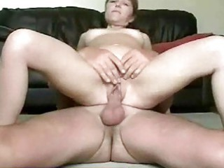 older  brunette mama is a cock sucking master and