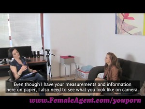 femaleagent. fist tasting hot