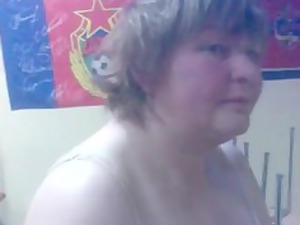 naughty russian slut demonstrates striptease