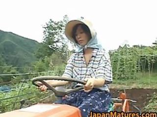 chisato shouda eastern  mature chick gets part6