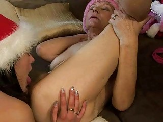 naughty elderly likes fuck with gorgeous amateur