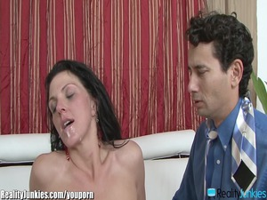 mixed cuckold cumshot compilation