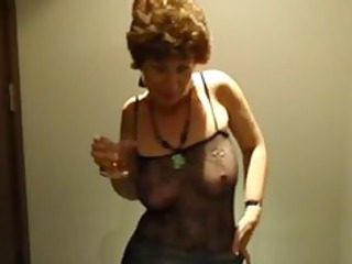 drunk woman naughty slutty english old