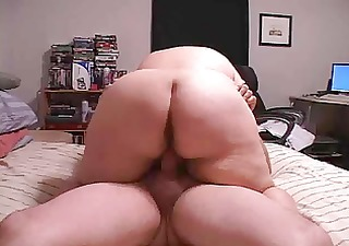 bbw pair inside homemade sex clip
