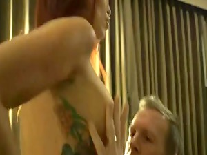 redhead mother id enjoy to gang bang - kitty drill
