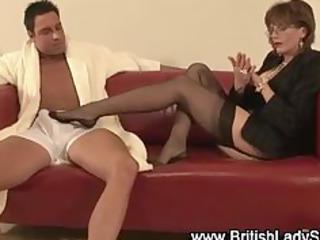 older italian femdom legs enjoy