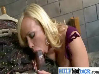 gorgeous hot milf like ebony cock in movie-08