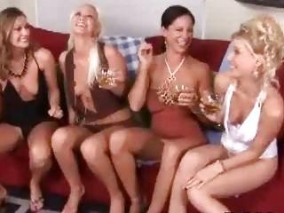 classy naughty woman babes having horny lesbo