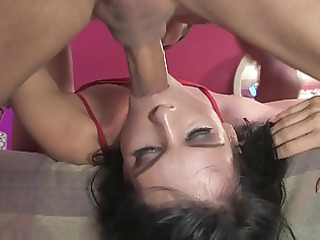 filthy talking lady acquires drilled and butt
