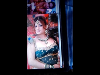 sperm tribute to indian actress kiran rathod and