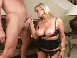 slutty pale lady licking a penis and drilling