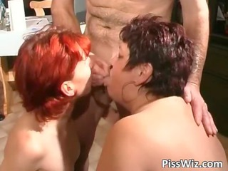 busty older angels piss and gets juicy