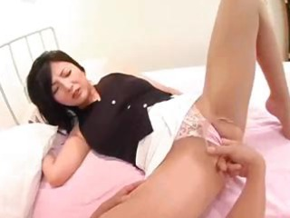 japanese wife in stocking
