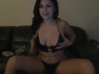 extremely impressive latina woman pleases