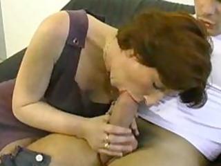 european bitch mature ruined by stud