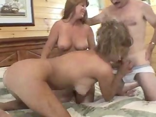 enchanting retro mother id enjoy to fucks mff