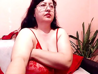 lady on cam