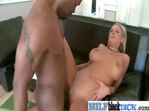 sweet mature babe obtain fucked difficult by dark