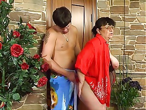 anal with russian mature 11
