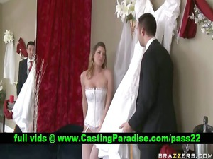kayla paige awesome naughty bride