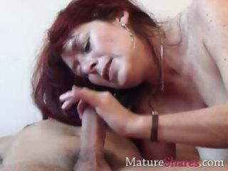 pretty soft elderly tits