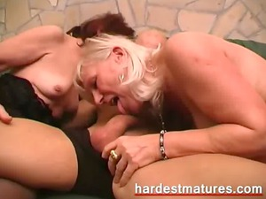 matures with a horny more amateur stud