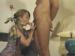 french woman licks his libido and acquires