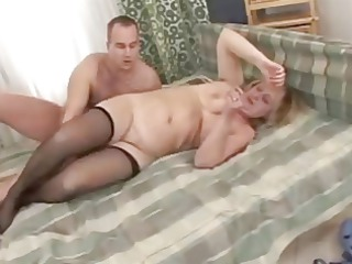 olg old obtain creampie