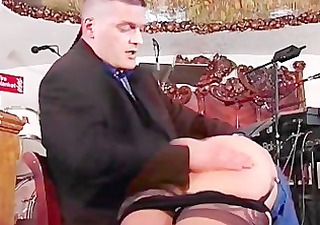 spanking the elderly fashioned way 2 - act 2