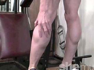 mature muscle into the gym
