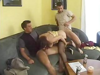 cougar 3some