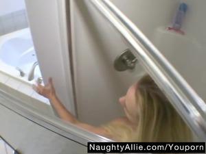 join me for a shower – voyeur spy cam